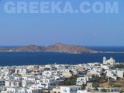 Naoussa is the most famous village in Paros